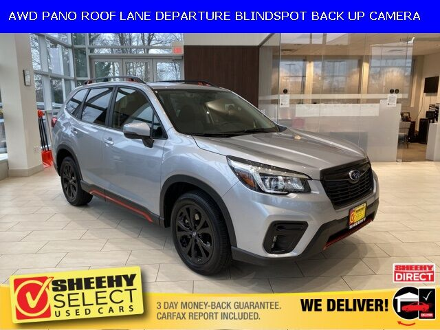 2019 Subaru Forester Sport Chantilly VA