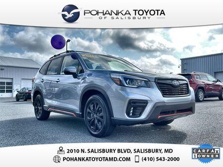 2019_Subaru_Forester_Sport_ Salisbury MD