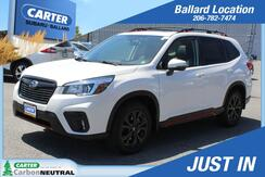 2019_Subaru_Forester_Sport_ Seattle WA
