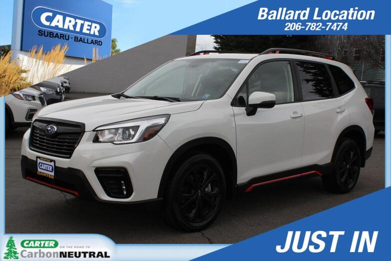 2019 Subaru Forester Sport Seattle WA
