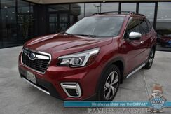 2019_Subaru_Forester_Touring / AWD / Front & Rear Heated Seats / Heated Steering Wheel / Harman Kardon / Navigation / Sunroof / Adaptive Cruise / Lane Departure & Blind Spot / 33 MPG / Only 5k Miles / 1-Owner_ Anchorage AK