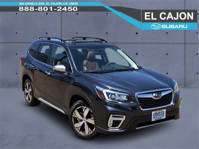 2019 Subaru Forester Touring San Diego County CA