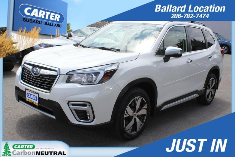 2019 Subaru Forester Touring Seattle WA