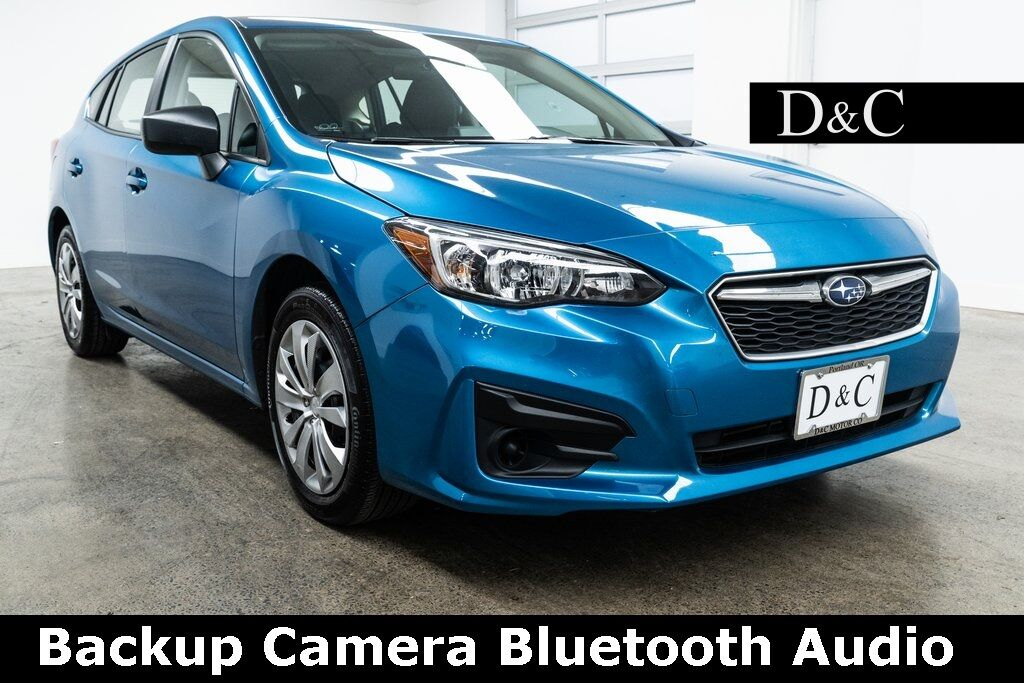 2019 Subaru Impreza 2.0i Backup Camera Bluetooth Audio Portland OR