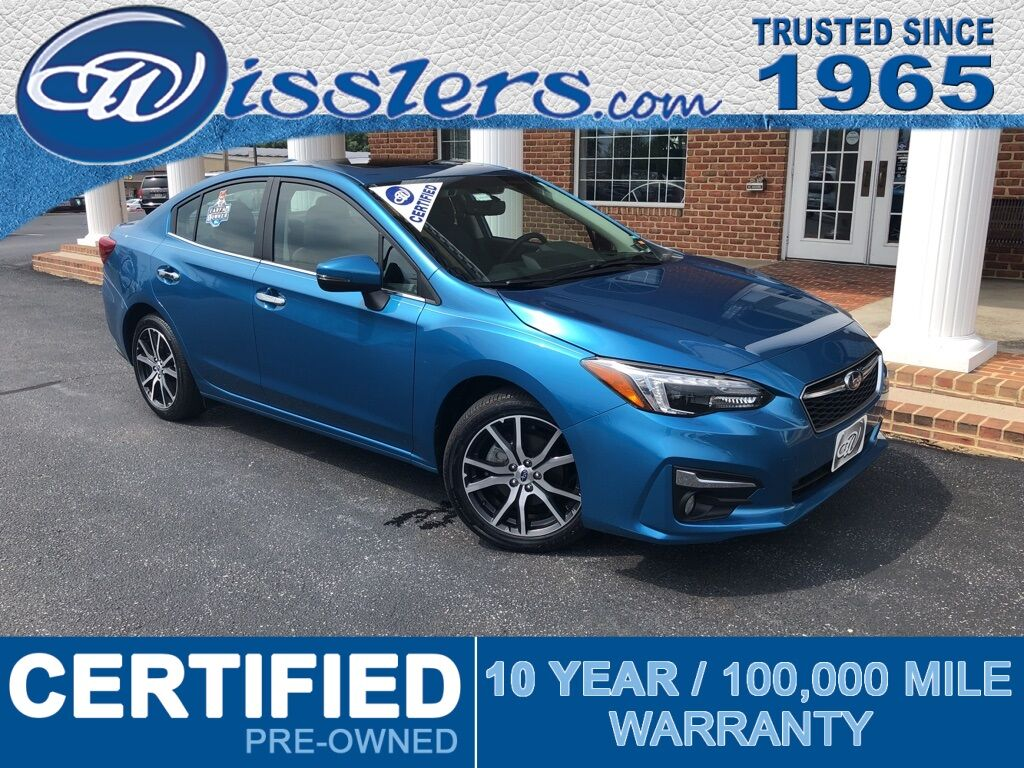 2019 Subaru Impreza 2.0i Limited Mount Joy PA