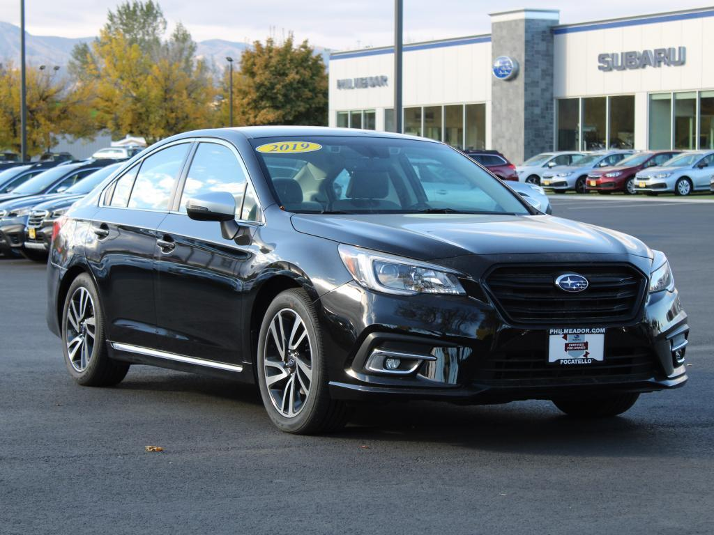 2019 Subaru Legacy Sport Pocatello ID