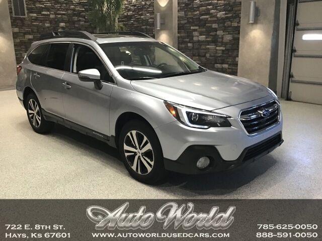 2019 Subaru OUTBACK LIMITED AWD  Hays KS