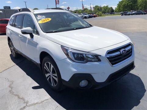 2019_Subaru_Outback_2.5I LIMITED_ Evansville IN