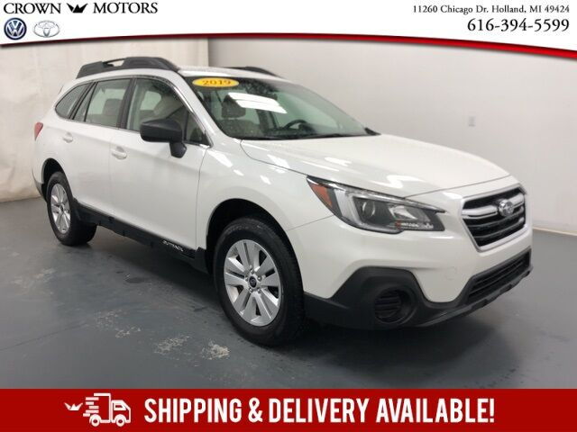 2019 Subaru Outback 2.5i Holland MI