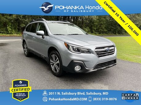 2019_Subaru_Outback_2.5i Limited ** Pohanka Certified 10 Year / 100,000 **_ Salisbury MD