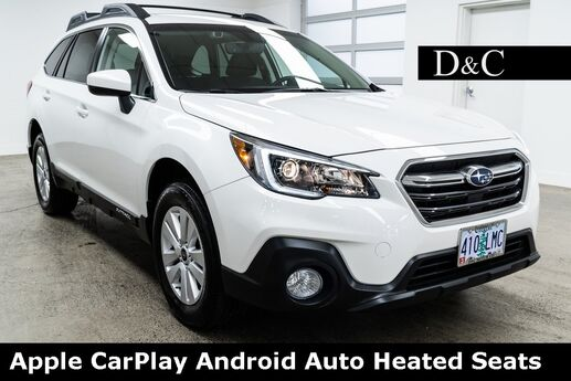 2019 Subaru Outback 2.5i Premium Apple CarPlay Android Auto Heated Seats Portland OR