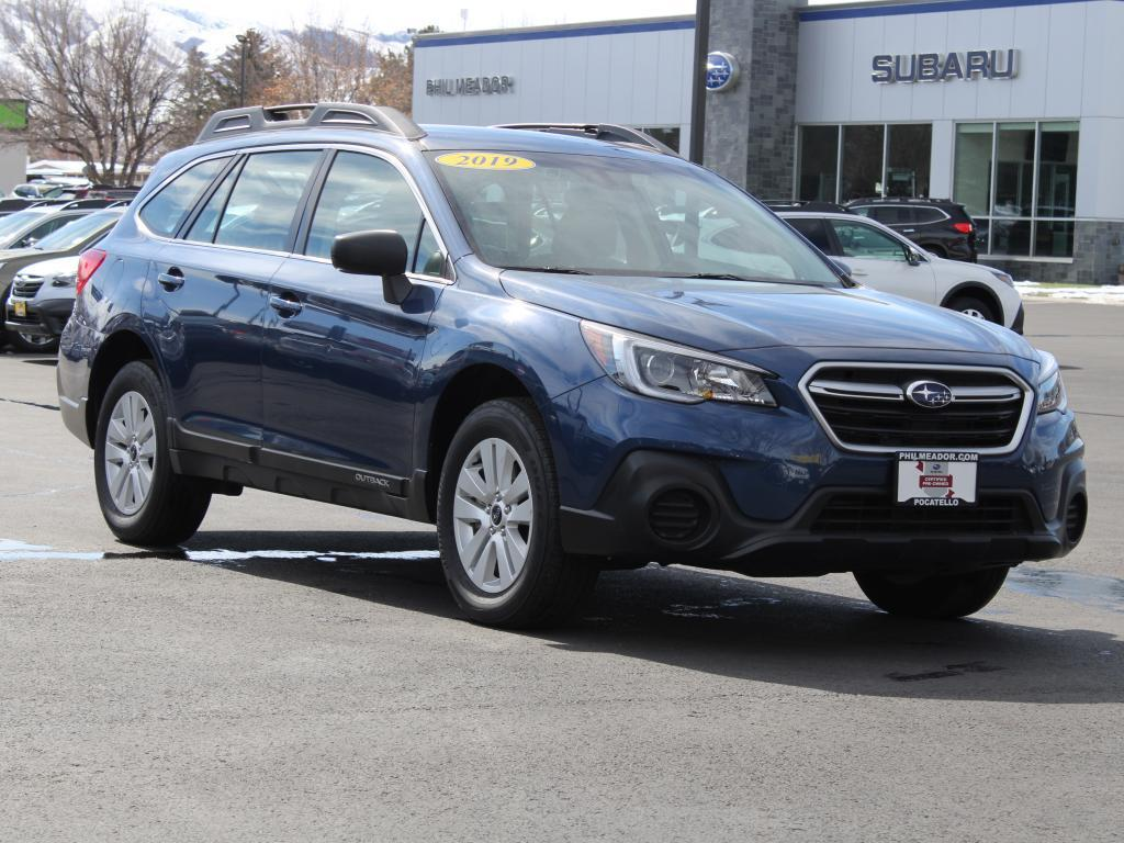 2019 Subaru Outback Base