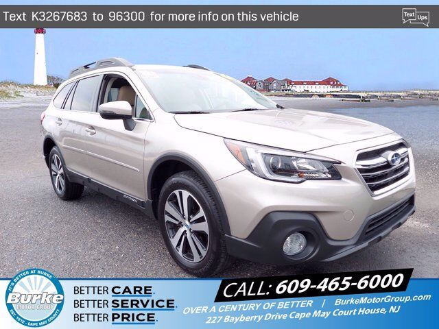 2019 Subaru Outback Limited Cape May Court House NJ