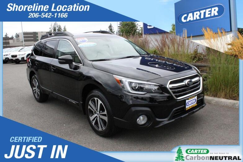 2019 Subaru Outback Limited Seattle WA