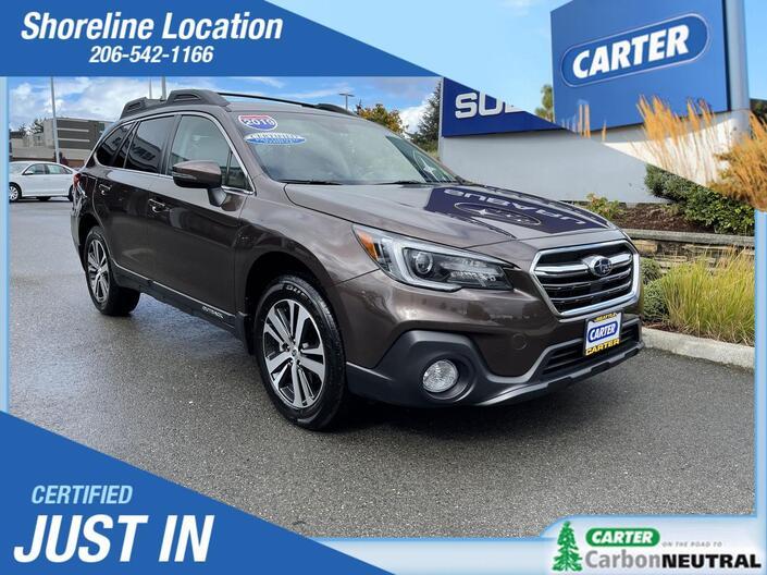 2019 Subaru Outback Limited Seattle WA