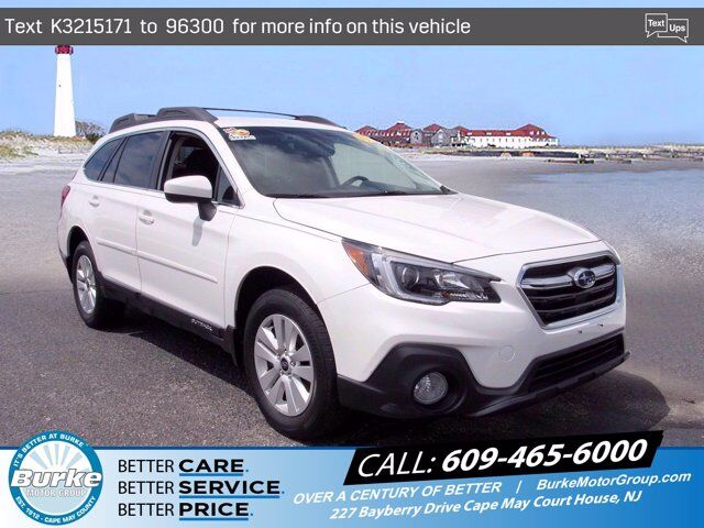2019 Subaru Outback Premium Cape May Court House NJ
