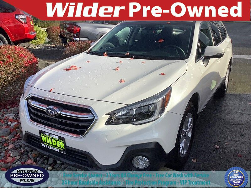 2019 Subaru Outback Premium Port Angeles WA