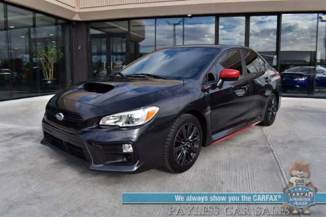 2019 Subaru WRX / AWD / 6-Spd Manual / Auto Start / Bluetooth / Back Up Camera / Cruise Control / Only 10k Miles / 1-Owner Anchorage AK