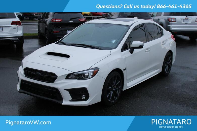 2019 Subaru WRX Limited Everett WA