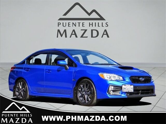2019 Subaru WRX Premium City of Industry CA