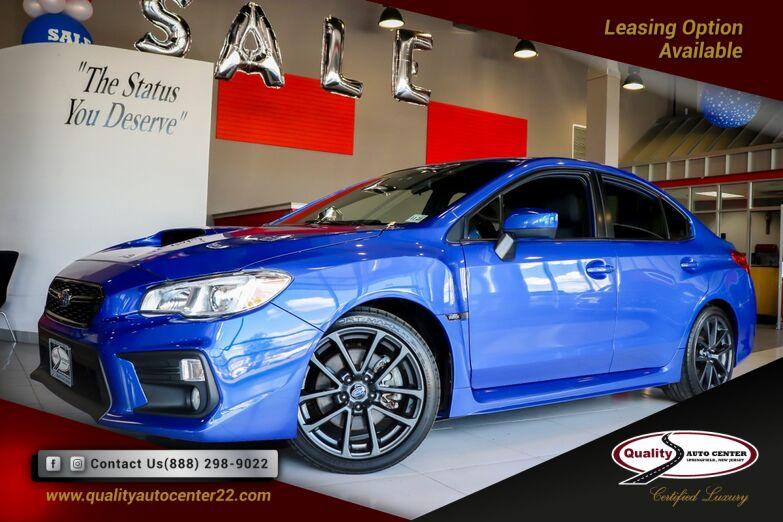 2019 Subaru WRX Premium Springfield NJ