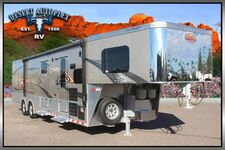 2019 Sundowner Horizon 1786GM Gooseneck Toy Hauler