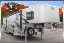 2019 Sundowner Horizon 2286GM Fifth Wheel Toy Hauler