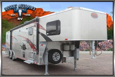 Sundowner Horizon 2286GM Fifth Wheel Toy Hauler Mesa AZ