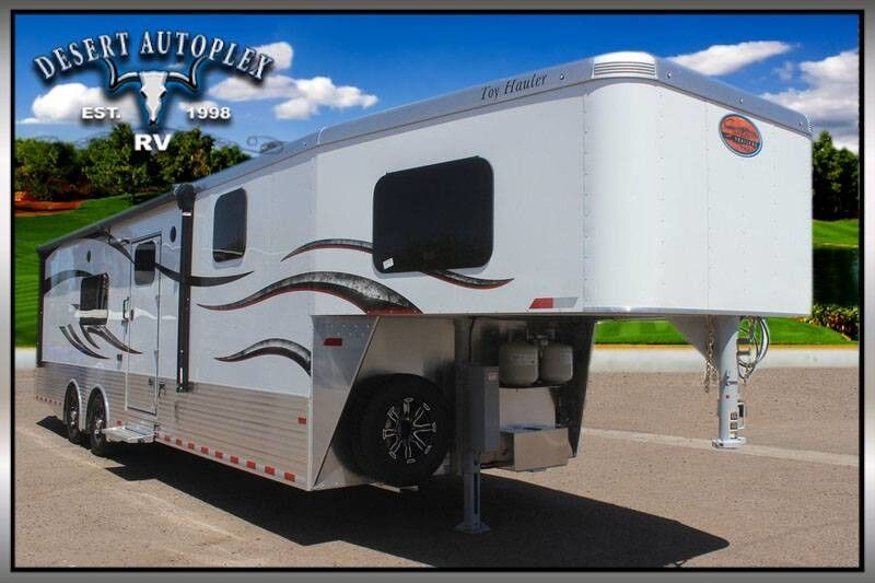 2019 Sundowner Horizon 3586 Fifth Wheel Toy Hauler Mesa Az