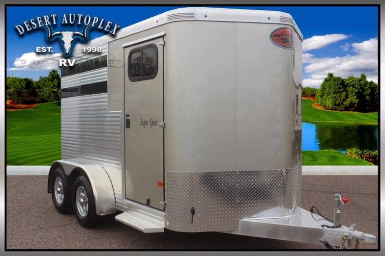 2019 Sundowner Santa Fe Super Sport Two-Horse Trailer Mesa AZ