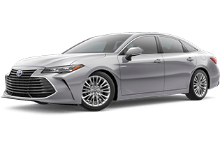 2019 TOYOTA Avalon Hybrid Limited Oshkosh WI