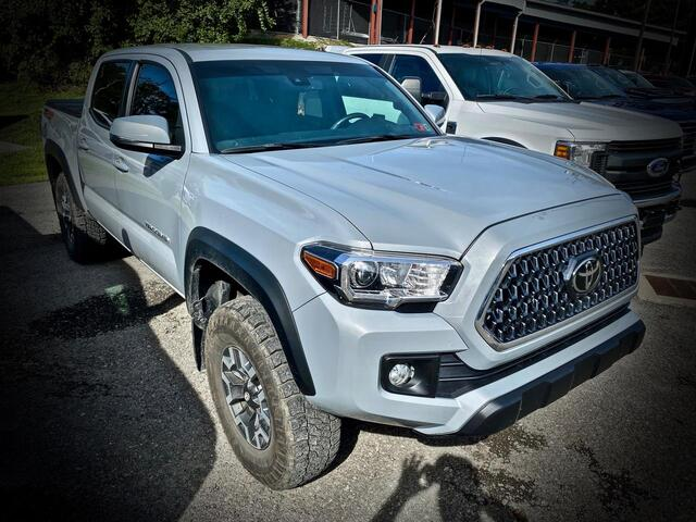 2019_TOYOTA_TACOMA DOUBLE CAB 4X4_TRD OFF ROAD_ Bridgeport WV