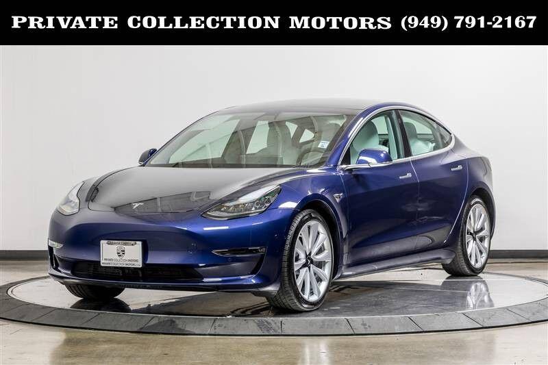 2019_Tesla_Model 3_Long Range_ Costa Mesa CA