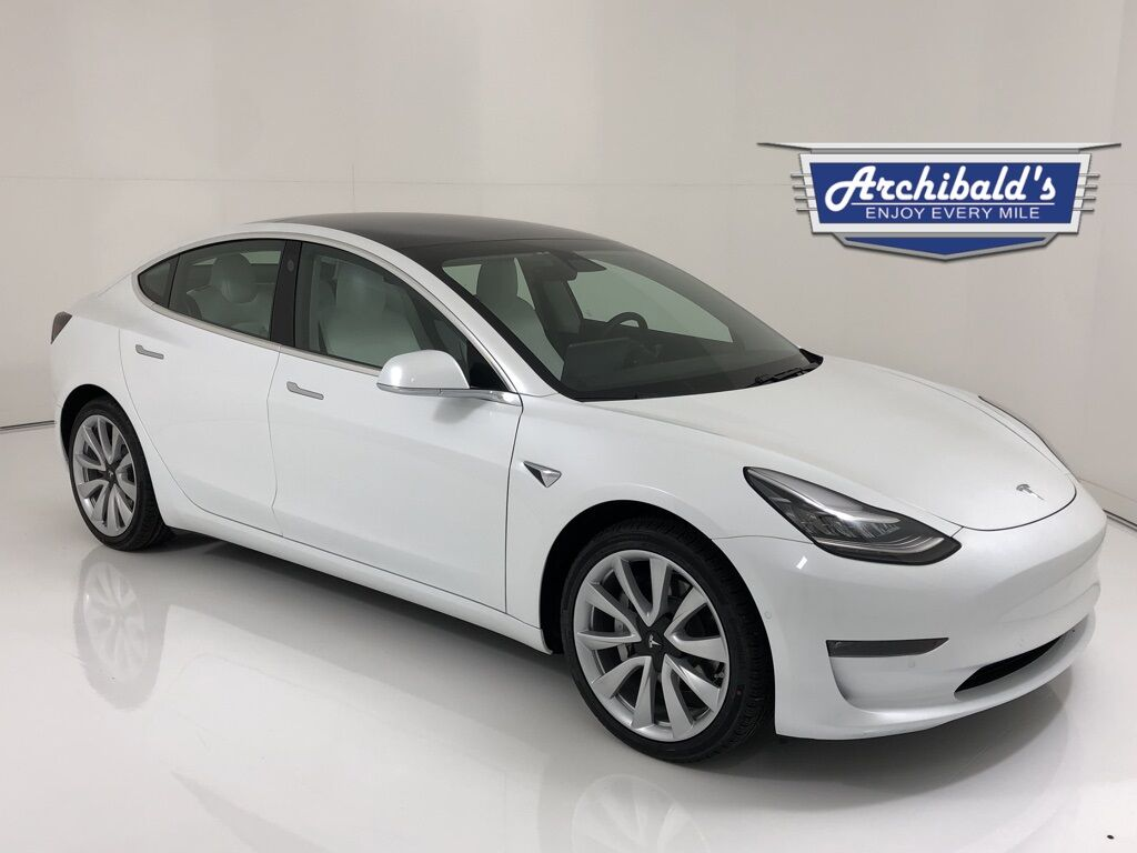 2019 Tesla Model 3 Long Range Kennewick WA