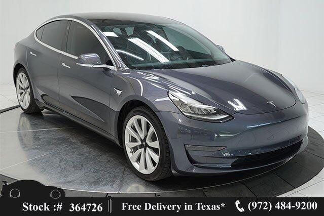 2019 Tesla Model 3 Long Range NAV,CAM,PANO,HTD STS,BLIND SPOT Plano TX