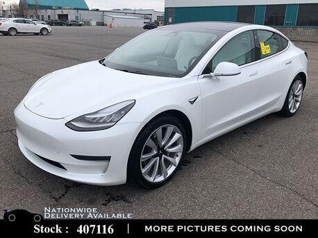 2019_Tesla_Model 3_Long Range_ Plano TX