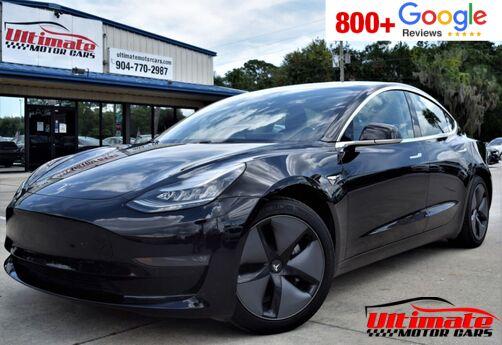 2019 Tesla Model 3 Mid Range 4dr Fastback Saint Augustine FL