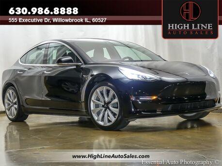 2019_Tesla_Model 3_Mid Range Full Self Drive_ Willowbrook IL