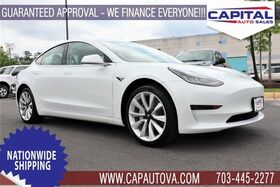 2019_Tesla_Model 3_Standard_ Chantilly VA