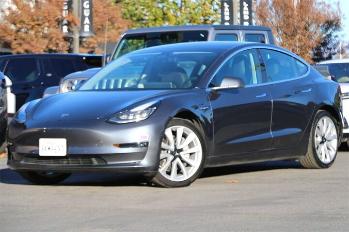 Used Tesla Model 3 San Jose Ca