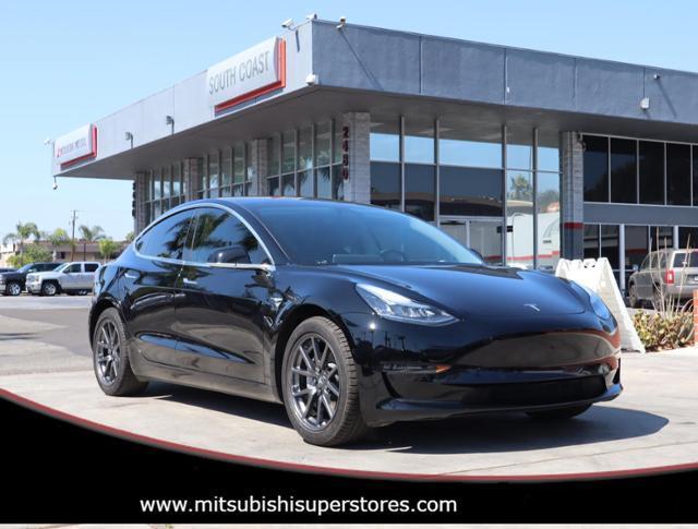 2019 Tesla Model 3 Standard Range Plus Costa Mesa CA