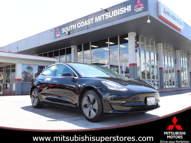 2019 Tesla Model 3 Standard Range Plus Costa Mesa CA