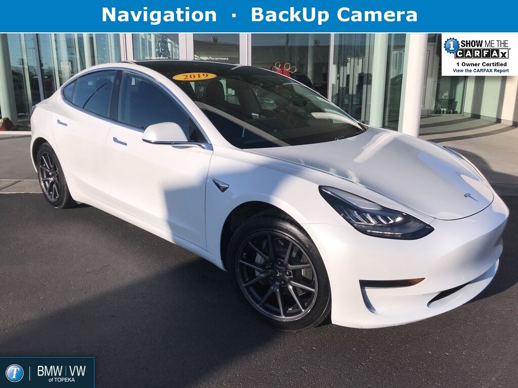 2019 Tesla Model 3 Standard Topeka KS