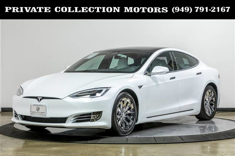 2019_Tesla_Model S_100D Enhanced Autopilot CA HOV Eligible_ Costa Mesa CA