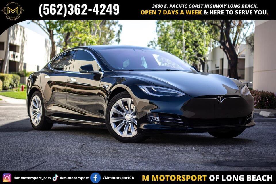2019_Tesla_Model S_100D_ Long Beach CA