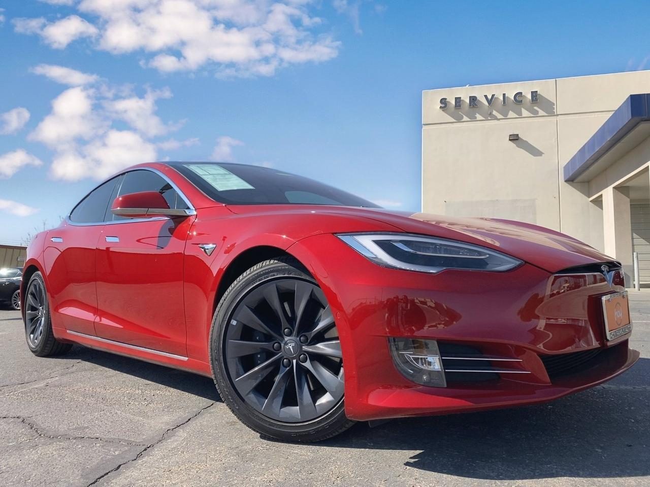 2019 Tesla Model S Long Range El Paso TX