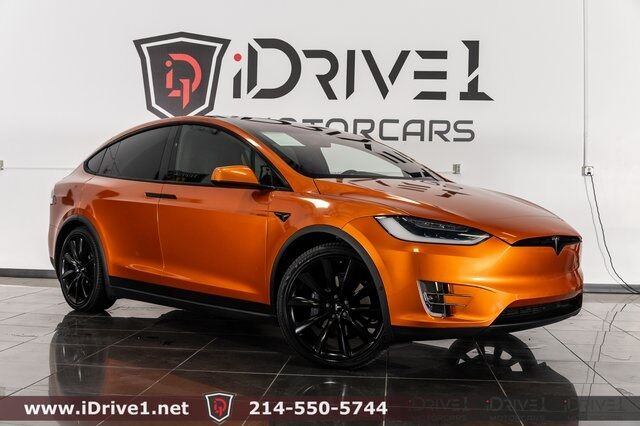 2019 Tesla Model X 100D Carrollton TX