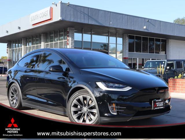 2019 Tesla Model X 75D Costa Mesa CA