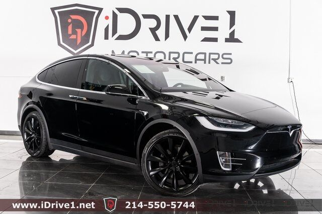 2019 Tesla Model X Long Range Carrollton TX