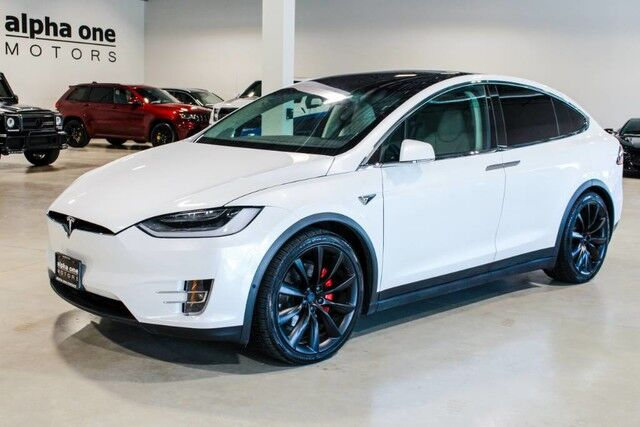 2019 Tesla Model X Performance Round Rock TX